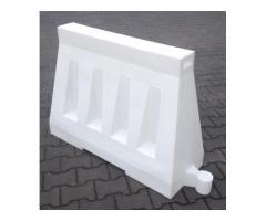 Fahrbahnbegrenzung Fahrbahnteiler Polyethylen 110/40/50