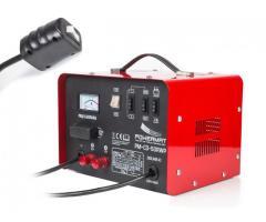 Akku-Gleichrichter mit Inbetriebnahme 12 V/24 V PM-CD-50RWP 245/310/220cm