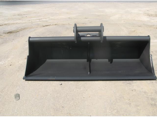 Böschungslöffel 0,8 - 2,0 Tonnen Breite 80cm Inhalt 55 L Neuware