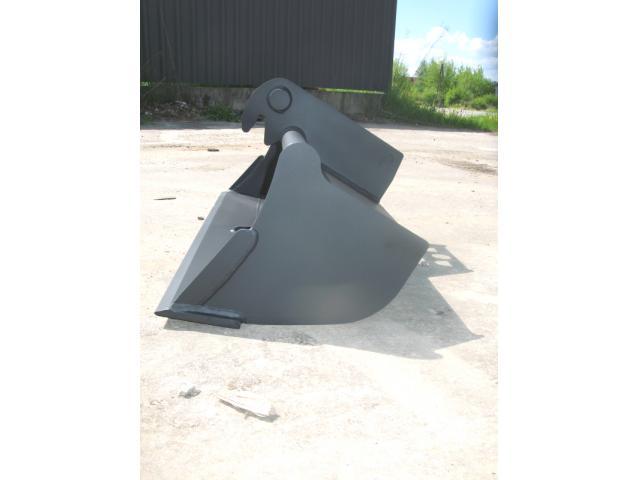 Böschungslöffel 0,8 - 2,0 Tonnen Breite 110cm Gewicht 58 kg Neu