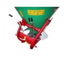 Sandstreuer Salzstreuer für Schlepper Traktor 200L Gewicht 56 kg Winterdienst