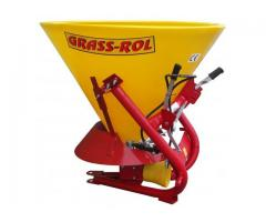 Sandstreuer Salzstreuer für Schlepper Traktor 300L Gewicht 58 kg Winterdienst