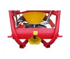 Sandstreuer Salzstreuer für Schlepper Traktor 400L Gewicht 60 kg Winterdienst