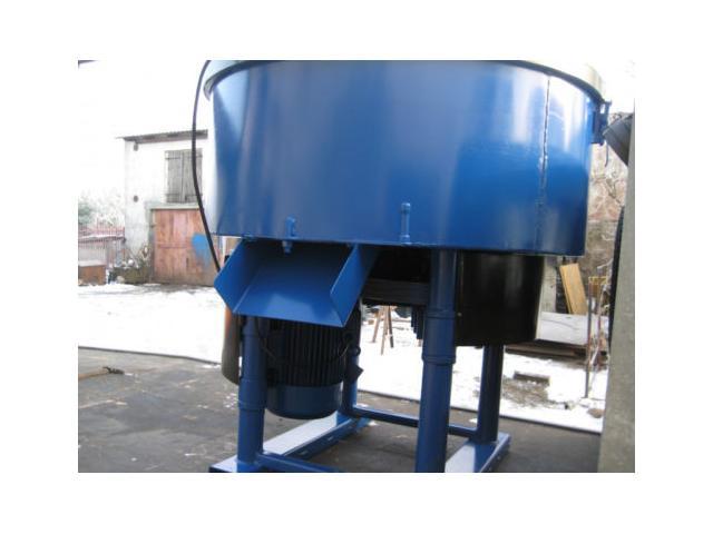 Betonmischer Mischer mit elektrischem Antrieb Mischmaschine Zementmischer 400L