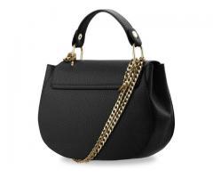 klassische Damentasche Messengertasche Bowlingbag