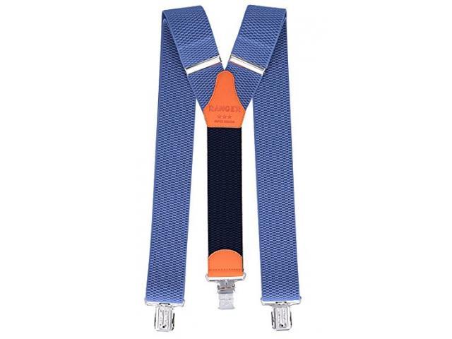 Herrehosenträger Y Form 5cm 130cm verstellbar elastisch mehrfarbig