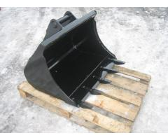 Tieflöffel Baggerlöffel Minibagger Bagger bis 6T 80cm Breite mit ohne Zähne