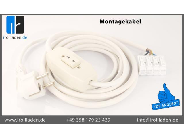 Automatik  » Mobilus  » Kabelsteuerung  » Montagekabel