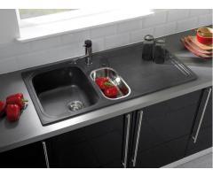 Spüle Granitspüle Granitgeschirr Geschirr Küche Küchengeschirr Küchenspüle