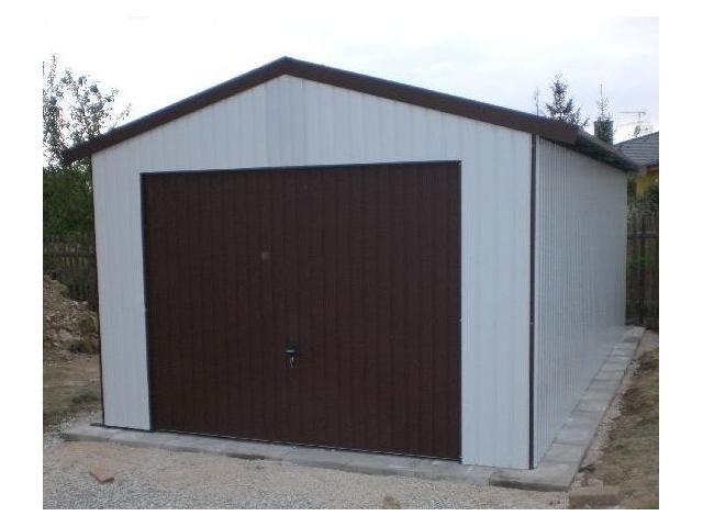 Blechgarage Halle 3mx5mx2,18m Lagerhalle Schuppen kostenloser Versand Aufbau gratis