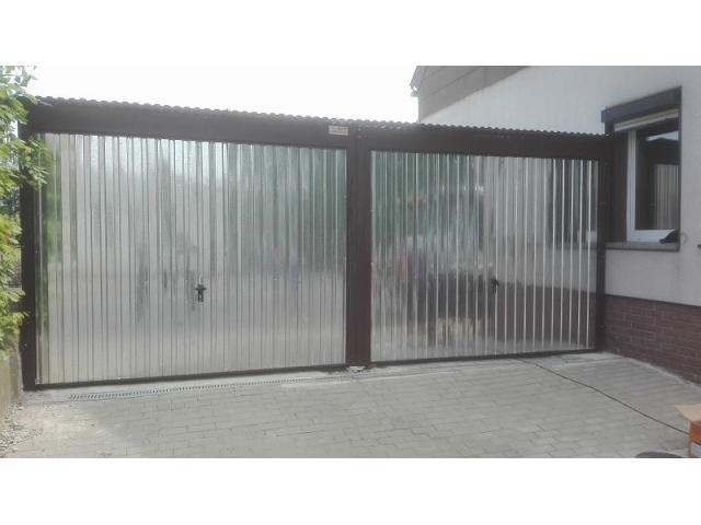 Garage Halle Autolager Lagerhalle Transport und Montage Gratis innerhalb Deutschlands