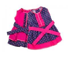Hundekleid Kleid für Hunde Hundekleidchen Tütü Kostüm Kleidchen | 2 Farben NEU