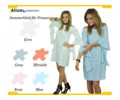 Kleid Sommerkleid Damenkleider Elegant Abendkleid Ballkleid GRETA