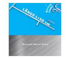 MARXAM SOIL SAMPLER BODENPROBEN TESTER BODEN STANGE EGNER KARTON Typ002 L=30 cm