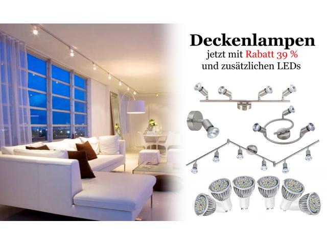 Ledlampen Deckenlampen Deckenbeleuchtung Wandlampe
